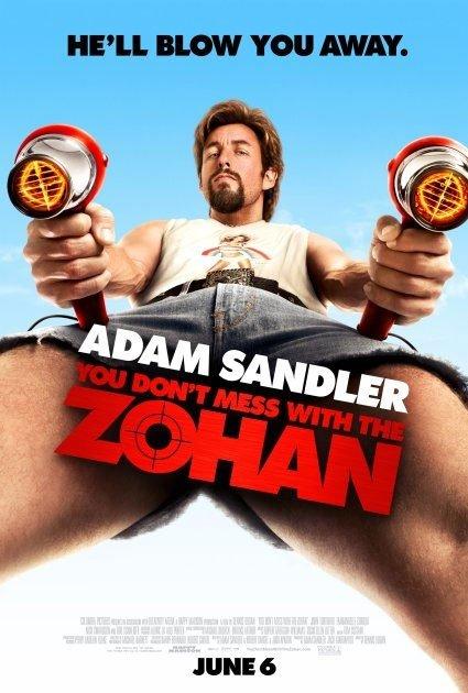 Zohan  Krycí jméno Kadeřník   You Don t Mess with the Zohan (2008 ... 1264f14e885