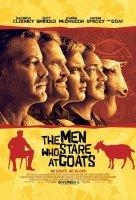 Muži, co zírají na kozy