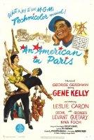 Američan v Paříži