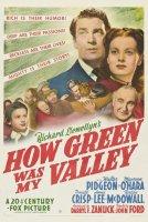 Bylo jednou zelené údolí