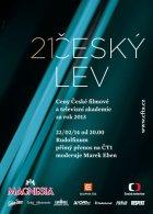 Český lev 2013