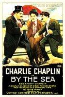 Chaplin na pláži